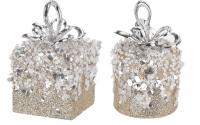 [Zlatý vánoční balíček s kamínky - 2 druhy]