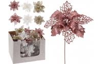 [Napichovačka s vánočním květem - různé barvy]