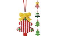 [Keramický vánoční stromek 9 cm - různé druhy]