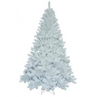 [Bílý vánoční stromek SNĚHOVÁ VLOČKA]