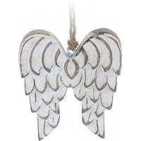 [Dřevěné křídla - dekorace na zavěšení]