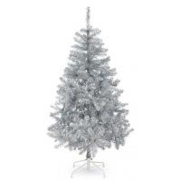 [Stříbrný vánoční stromek STAR]