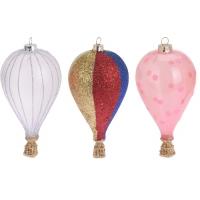 [Barevný balón ze skla - 3 druhy]