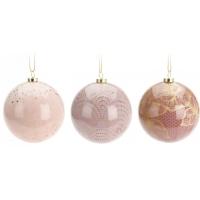 [Vánoční koule 7 cm GLAMOUR - různé barvy]