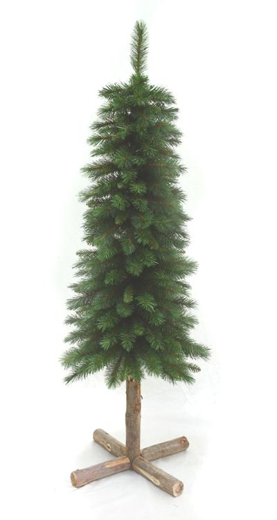 Vánoční stromek s dřevěným pařezem SUGAR PINE