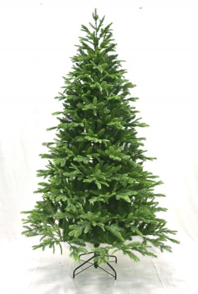 Vánoční stromek NEW GREEN HILL z měkkého 3D jehličí