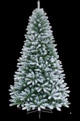 [Vánoční stromek FLOCK zasněžený]