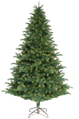 [Vánoční stromek LUXURY FIR  z měkkého jehličí]